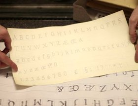 A Living History of Type: Mercurius Discovered