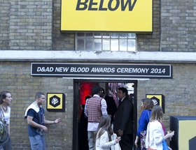 New Blood Awards Judges' feedback