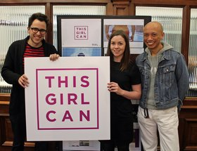Meet the Team Behind #ThisGirlCan