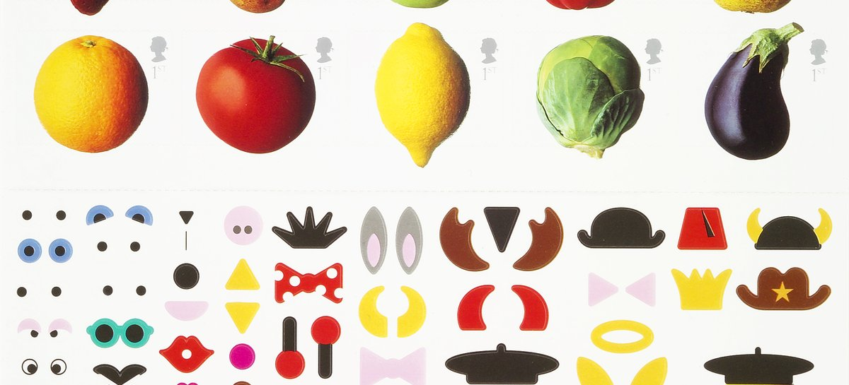 Fruit and Veg Stamps