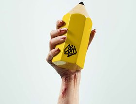 The D&AD Pencil