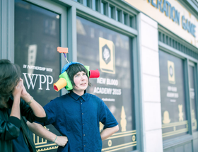 Inside the New Blood and WPP Academy 2015
