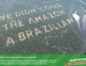 Shave the Rainforest
