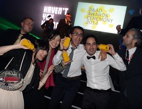D&AD Professional Awards Ceremony 2015